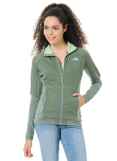 The North Face Polar Sweatshirt Yeşil